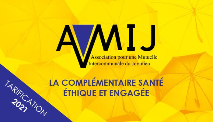 You are currently viewing AMIJ – Tarifs 2021