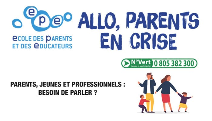 You are currently viewing Allo, parents en crise