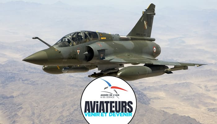 You are currently viewing Recrutement Armée de l'Air