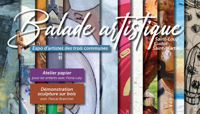 You are currently viewing Ballade artistique