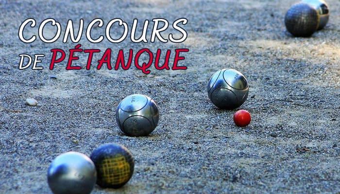 You are currently viewing Concours de pétanque dimanche 12 septembre 2021