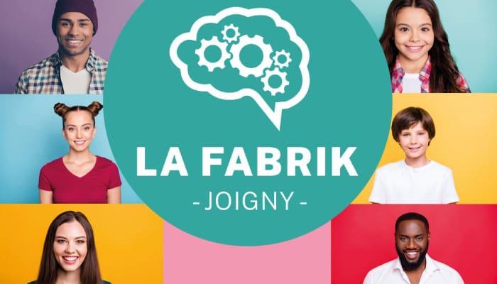 Read more about the article Nouveau programme Centre social La Fabrik à Joigny
