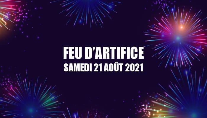 You are currently viewing Feu d'artifice samedi 21 août