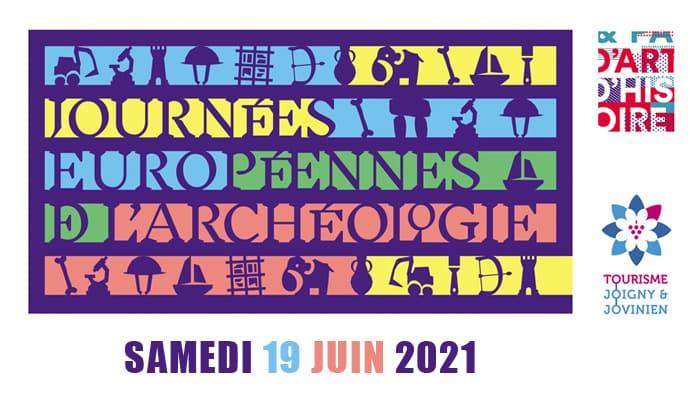 You are currently viewing Journées Européennes de l'Archéologie