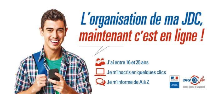 You are currently viewing Journée défense et citoyenneté (JDC)