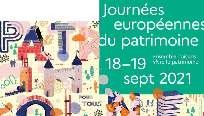 You are currently viewing Journées du Patrimoine 2021
