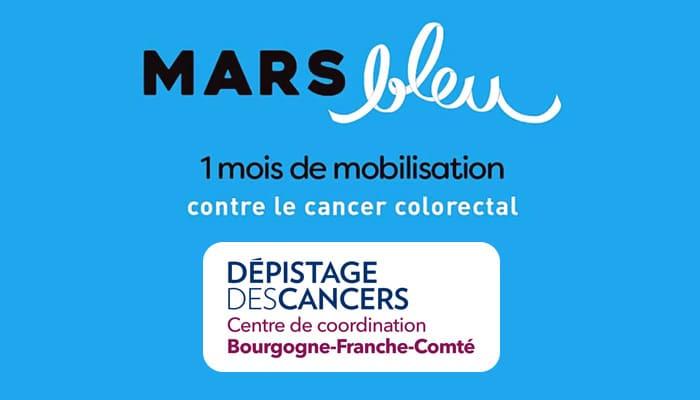 You are currently viewing Mars bleu – Dépistage du cancer colorectal