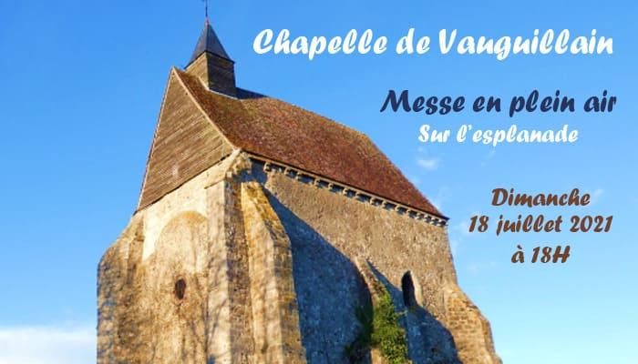 You are currently viewing Messe en plein air à la Chapelle de Vauguillain