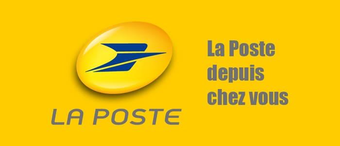 You are currently viewing La Poste depuis chez vous