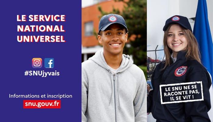 You are currently viewing Service National Universel : Recrutement des volontaires